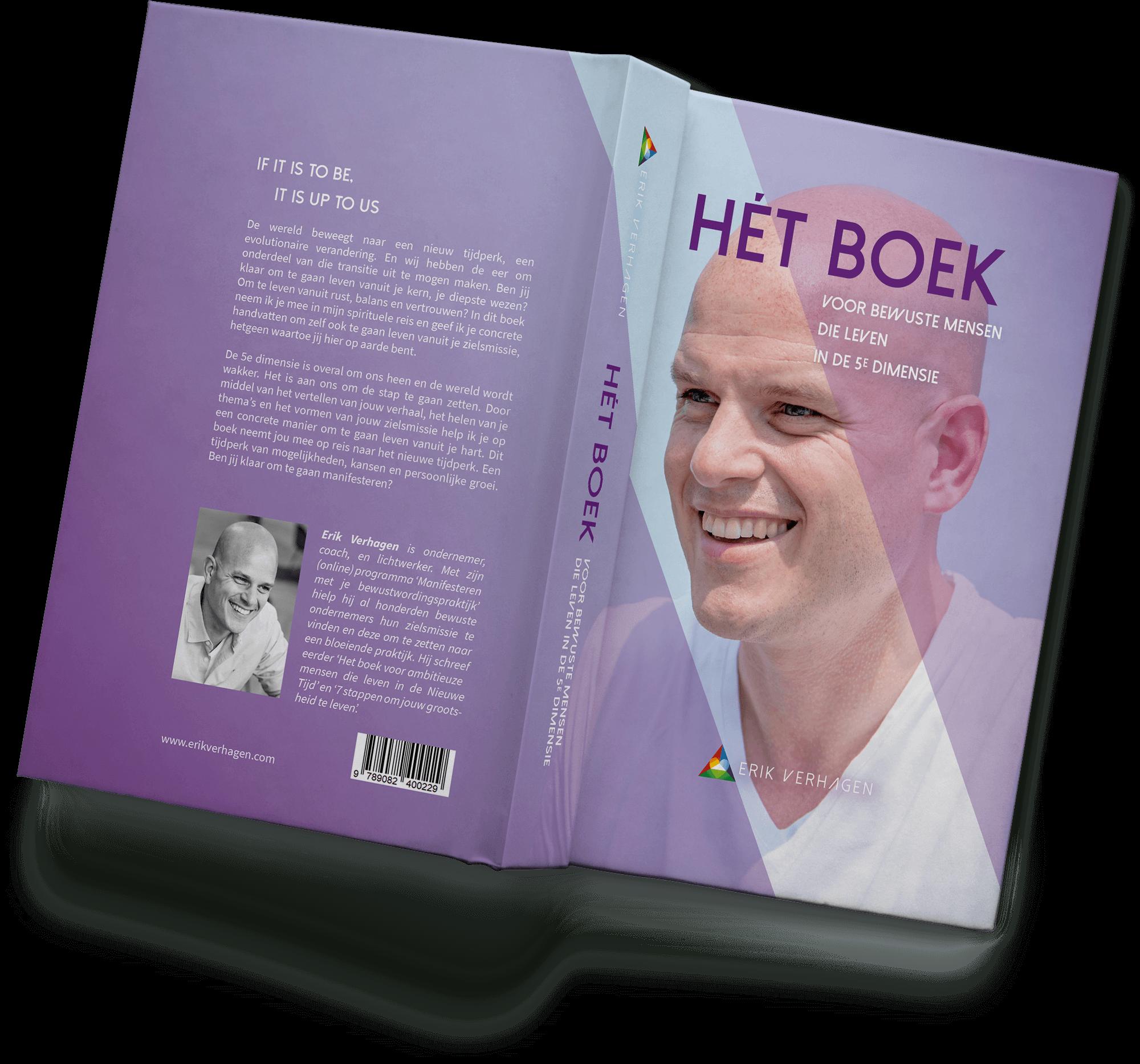 Leven in 5D- Erik Verhagen